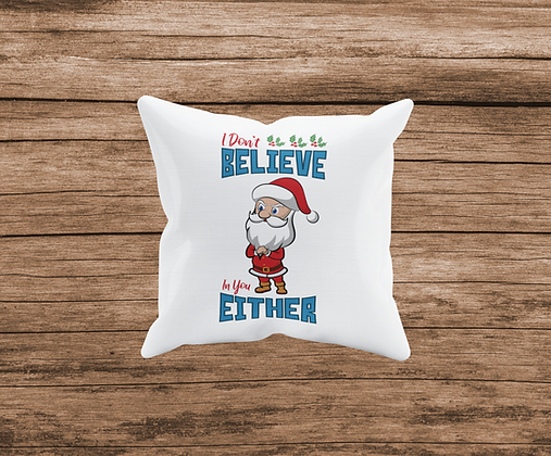 Christmas Santa Cushion Cover