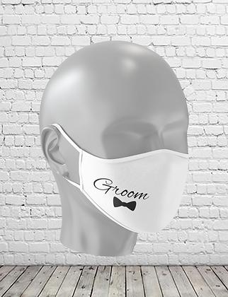Groom Washable Face Mask