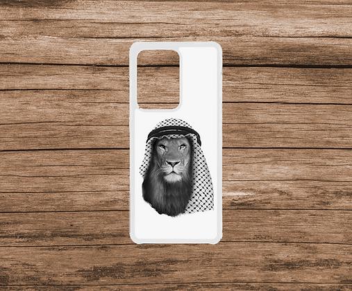 Arab Lion Samsung S20 Phone Case