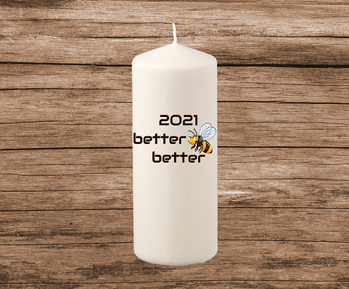 2021 Better Be Better Design Candle