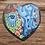 Thumbnail: Baghdadiat Natural Slate Coasters