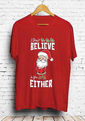 Santa Christmas T-Shirt