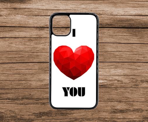 I Love You iPhone 11 Phone Case