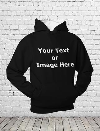 Your Custom Design Unisex Pullover Hoodie