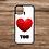 Thumbnail: I Love You iPhone 11 Phone Case