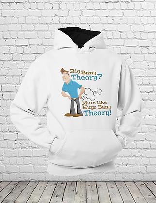 Big Bang Theory Pullover Hoodie