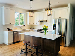 White Quartz Counters