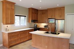Shaker Maple Cabinets Victoria BC