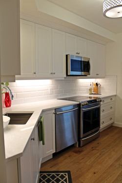 Custom Condo Kitchen