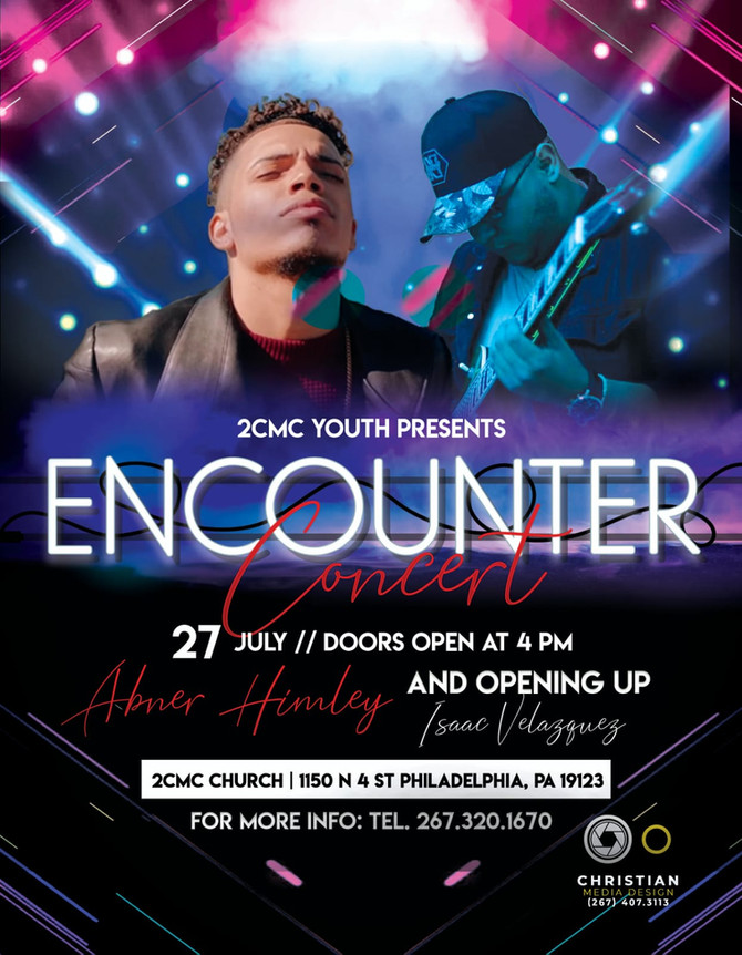2CMC YOUTH Encounter Concert