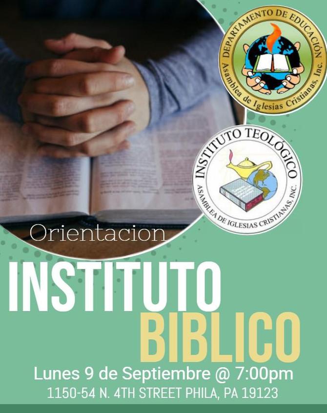 Instituto Biblico ITAIC/EMAIC Rama Philadelphia