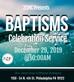 Servicio Evangelistico Dominical y Bautismo en aguas