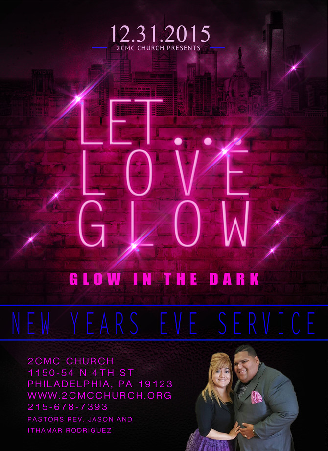 New Years Eve Service- December 31