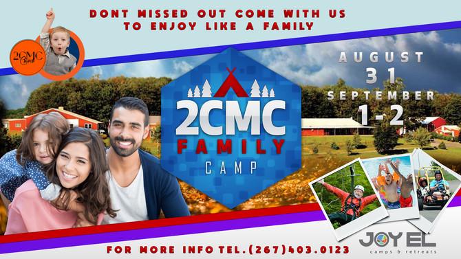 2CMC Family Camp 2019