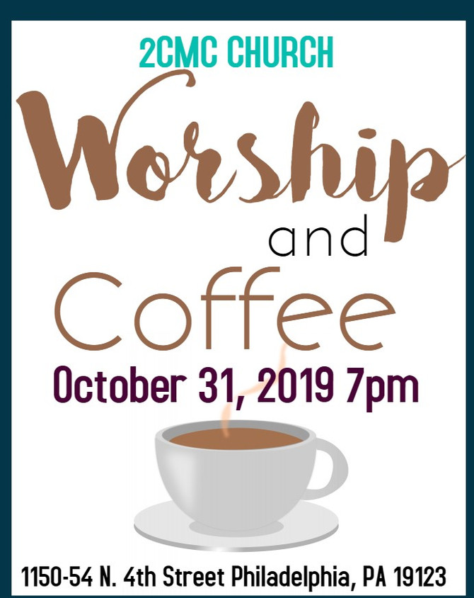 Worship and Coffee Day
