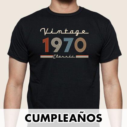 Camisetas de cumpleaños