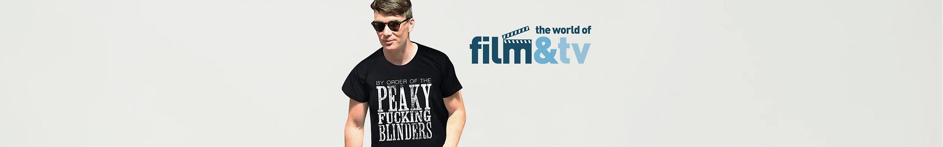 Camisetas cine y televsión