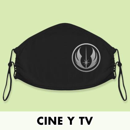 Mascarillas cine y televisión