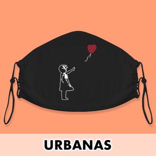 Mascarillas urbanas
