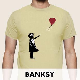 Camisetas banksy