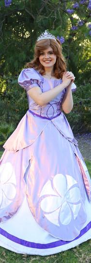 First Princess