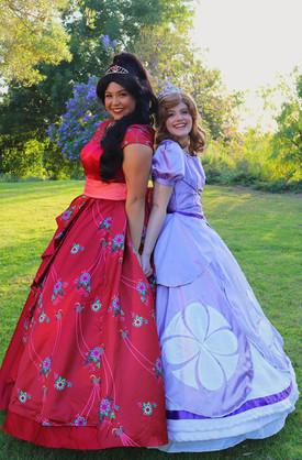 Latina Princess & First Princess