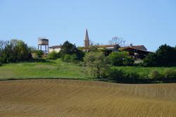 Le village de Lignairolles