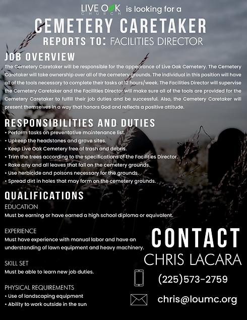 Cemetery Caretaker Job Ad.png
