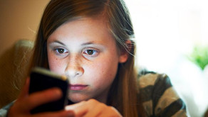Children and Cell Phones: Be Aware