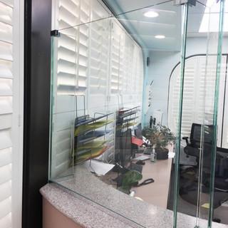 Krystal Hygienic Dividers & Sneeze Guards