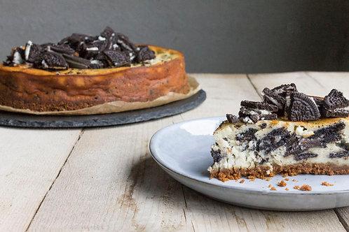 Cheesecake Oreo Zakelijk