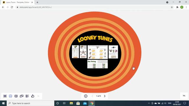 #FunRetrospectives - The Loony Toons Retro