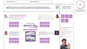 #Retrospectives - The International Women's Day Retro