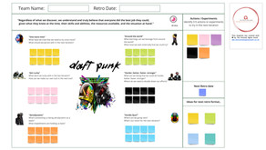 #FunRetrospectives - The Daft Punk Retro