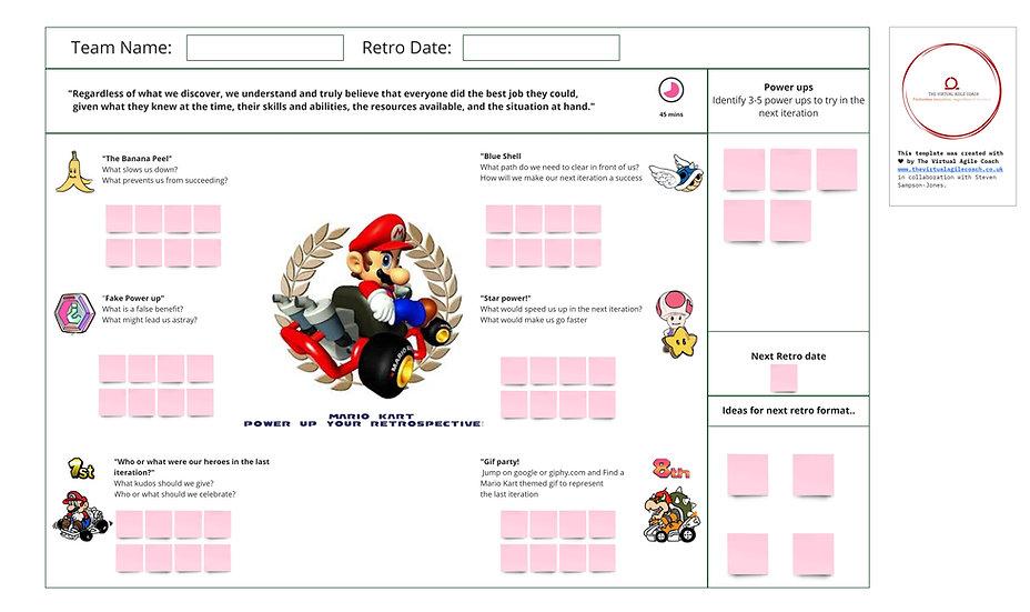 Mario Kart Retro