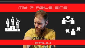 The Agile confessional podcast - The sin of envy