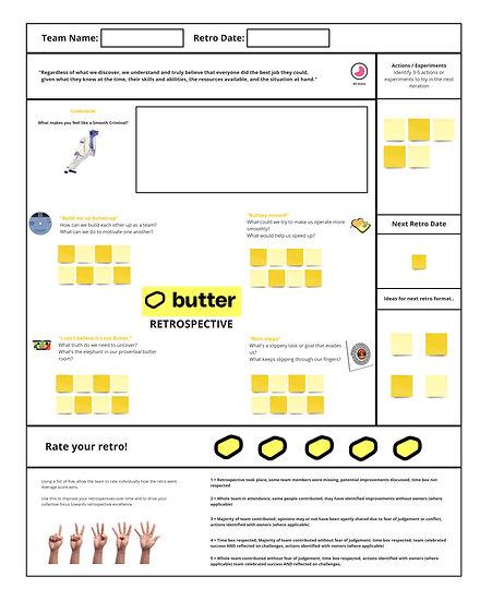 Butter Retro