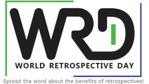 World Retrospective Day - My lightning talk on 25th March - 6pm GMT