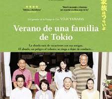 Verano de una familia en Tokio