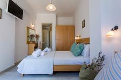double room, agia anna naxos