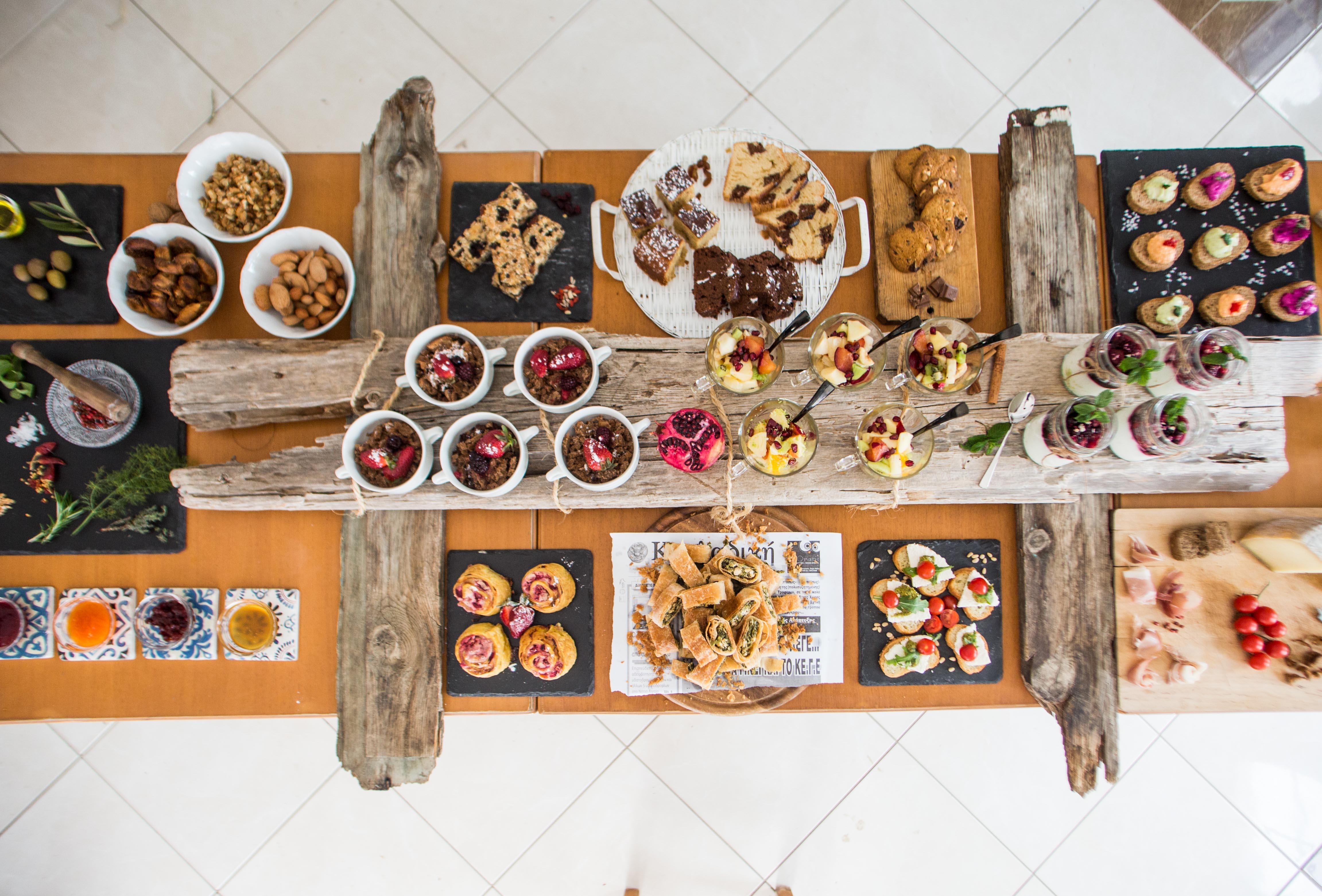 arttemis hotel breakfast buffet,naxos
