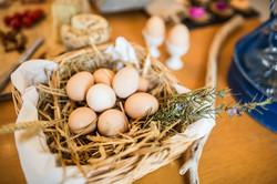 local fresh eggs