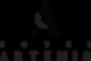 logo artemis hotel,rooms,suites