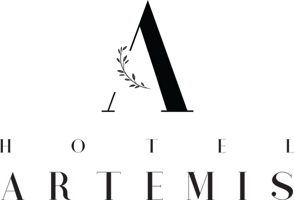 logo artemis hotel,rooms,suites
