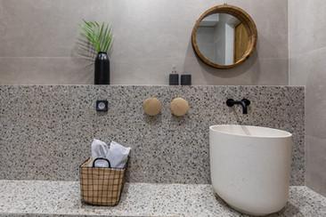 Bathroom, Junior Suite 2, Artemis hotel