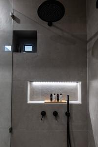 Shower, Junior suite 2, Artemis hotel