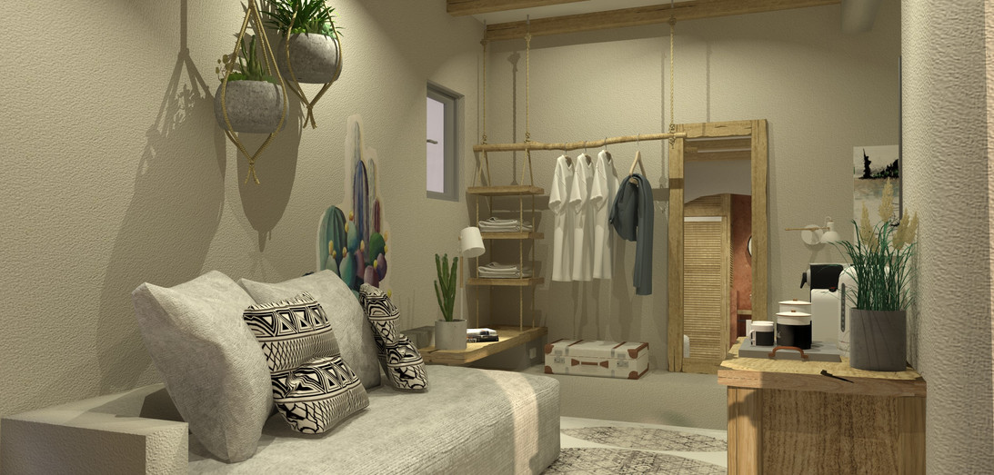 open wood closet, room agia anna.jpg