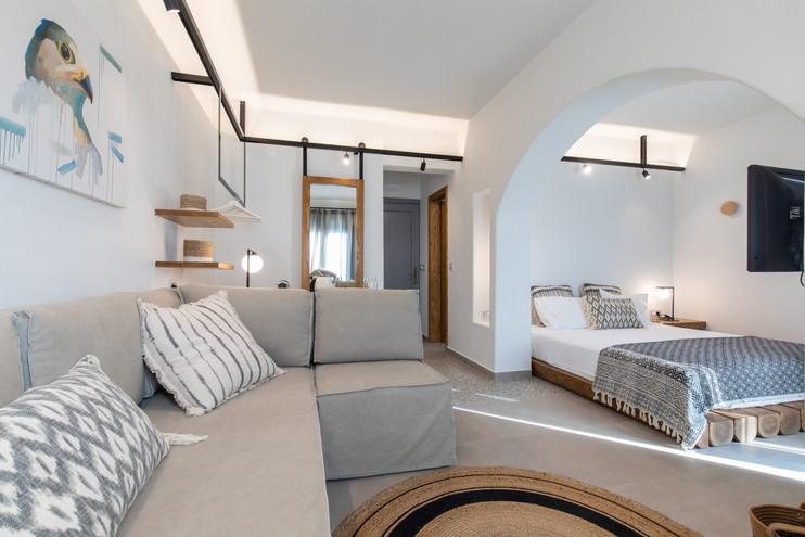 junior suite 2 ,Artemis hotel, Agia Anna