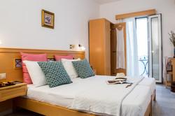 room with balcony,Naxos