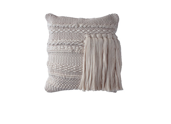 Fringe Cushion Cover